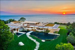 New $32.5 Million Oceanfront Home For Sale in Martha's Vineyard