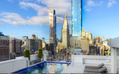 $25 Million New York City Penthouse For Sale
