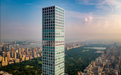 432 Park Ave- Highest NYC Penthouse Listed For $169 Million