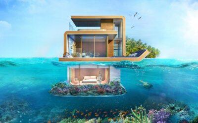 Experience Underwater Living On a Dubai Villa For $3 Million